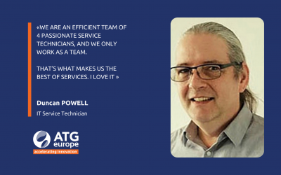 EMPLOYEE SPOTLIGHT – An interview with Duncan POWELL IT Service Technician at ESOC