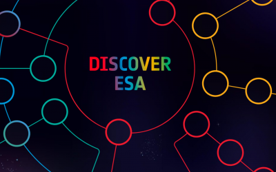 ATG Europe proudly contributes to the development of ESA's newest interactive platform : Discover ESA