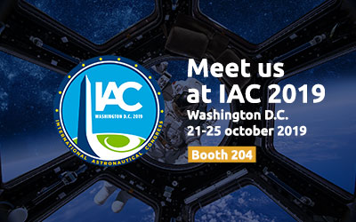 ATG Europe will be exhibiting at the 70th International Astronautical Congress in Washington