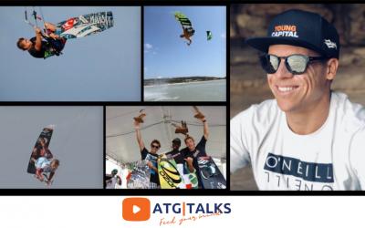 ATG Talk by Kevin Langeree: What does it take to live your true passion and make a living out of it
