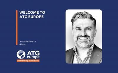 ANNOUNCEMENT Andrea Bennetti joining ATG Europe as Advisor
