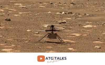 ATG Talks on Ingenuity – The First Alien Flight